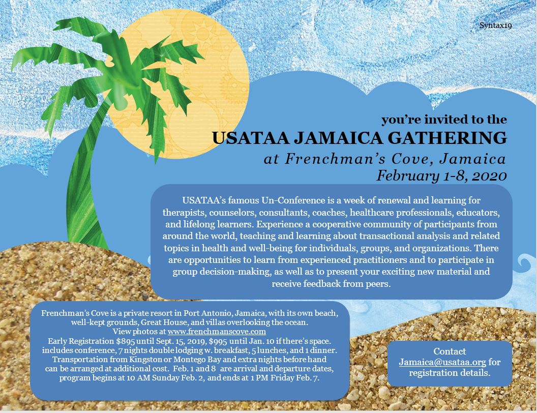 2019 USATAA Jamaica Gathering